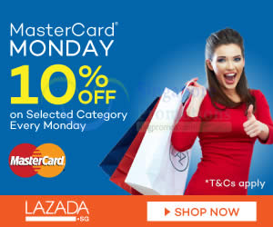 Lazada Mastercard 27 Feb 2015