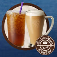 Coffee Bean Tea Leaf Logo 9 Mar 2015