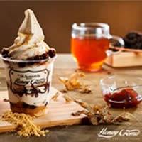 Honey Creme Ice Cream Logo 9 Mar 2015