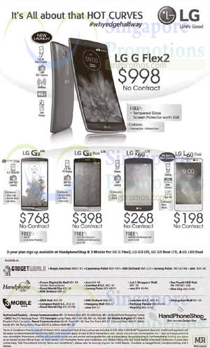 Featured image for LG Smartphones No Contract Offers 14 Mar 2015