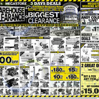 Courts Biggest Clearance Offers 21 23 Mar 2015