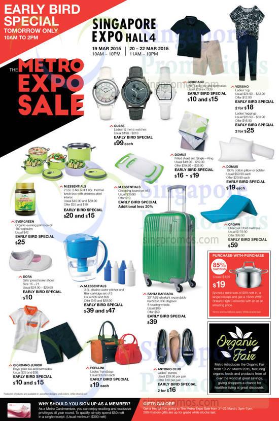 Metro Expo 18 Mar 2015