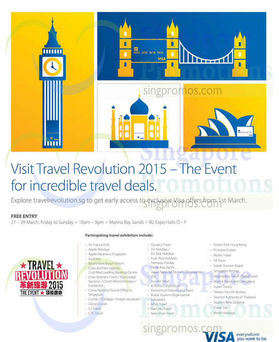 Travel Revolution 5 Mar 2015