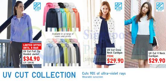 UV Cut Collection