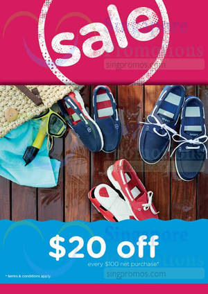 a810df6302c982 Crocs Spend  100   Get  20 Off Sale 1 – 7 Apr 2015
