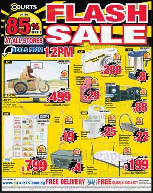Featured image for Courts Up To 85% Off 1-Day Offers 17 Apr 2015