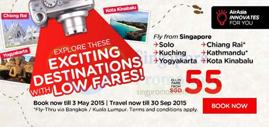 Exciting Destinations with Low Fares