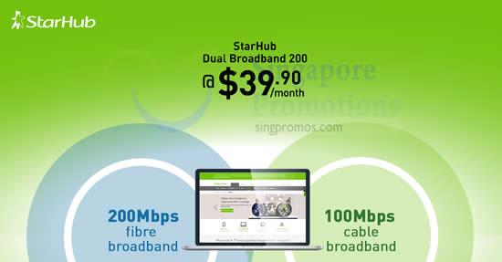 nice starhub home broadband plan.  StarHub New 39 90 Dual Broadband Plan 3 Apr 2015