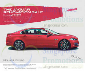 Featured image for Jaguar XF Offer 11 Apr 2015