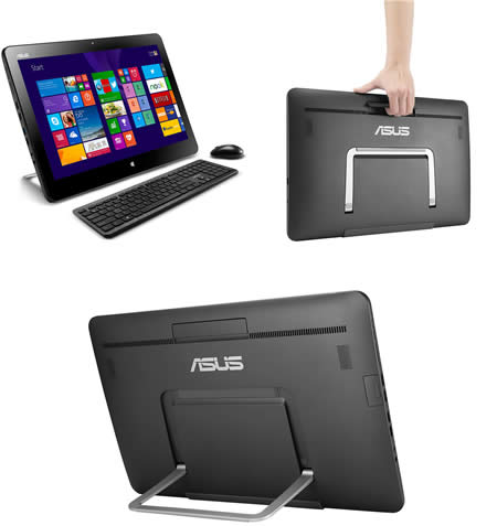 asus launches 19 5 portable all in one pc 19 may 2015. Black Bedroom Furniture Sets. Home Design Ideas