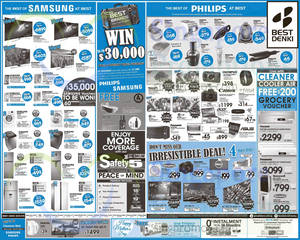 Featured image for Best Denki TV, Appliances & Other Electronics Offers 1 – 4 May 2015