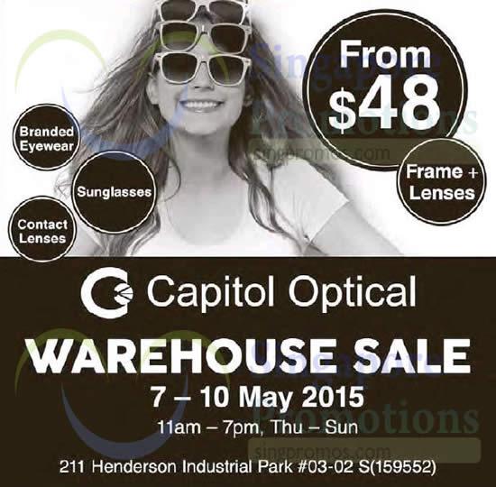 Capitol Optical 6 May 2015