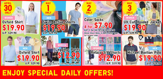 Daily Limited Offer