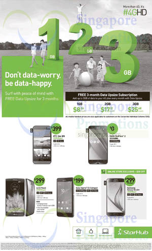 Featured image for Starhub Broadband, Mobile, Cable TV & Other Offers 9 – 15 May 2015