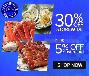Kaiho Seafood 11 May 2015