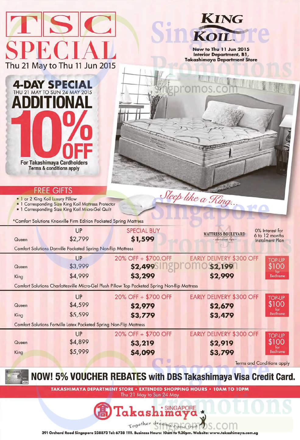 King Koil Comfort Solutions Mattresses Knoxville Firm Edition Danville Charlottesville Micro Gel Fortville
