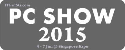PC SHOW 2015 Logo 12 May 2015