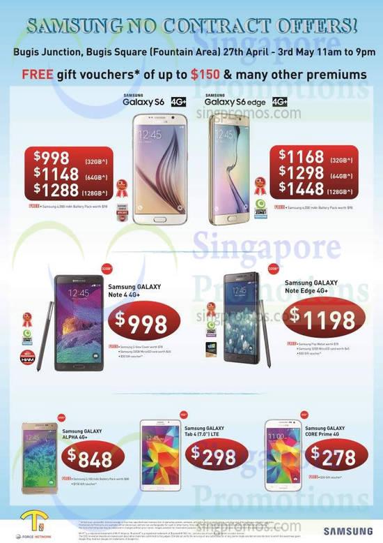 Samsung 1 May 2015