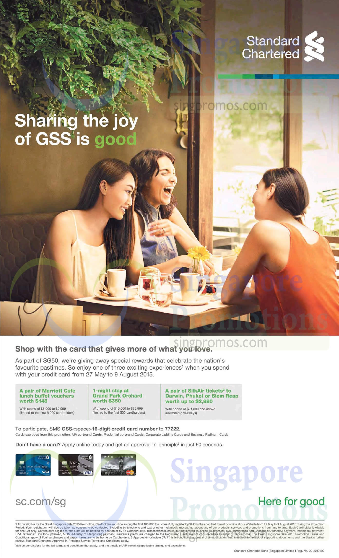 Standard Chartered 27 May 2015
