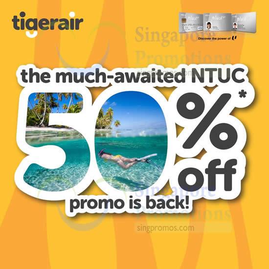 Tigerair NTUC 18 May 2015