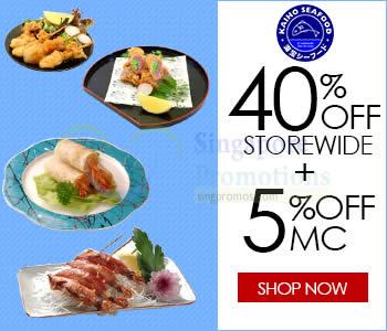 Kaiho Seafood 16 Jun 2015