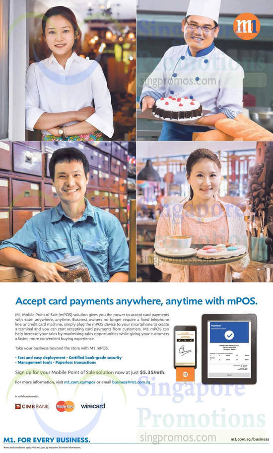 Mobile Point of Sale Solution
