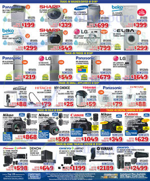 Featured image for Audio House Electronics, TV & Appliances Offers @ Liang Court 5 – 14 Jun 2015