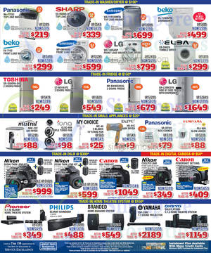 Featured image for Audio House TV, Fridges & Washers Offers @ Liang Court 26 Jun – 5 Jul 2015