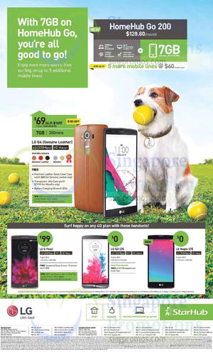 Featured image for Starhub Broadband, Mobile, Cable TV & Other Offers 25 – 31 Jul 2015