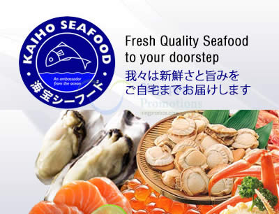 Kaiho Seafood 10 Jul 2015