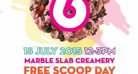 Marble Slab Creamery Feat 12 Jul 2015