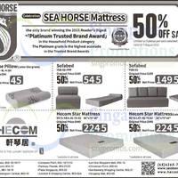 Sea Horse 50 Off Sale 25 Jul 4 Aug 2015