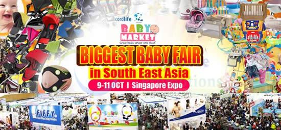 Baby Market Fair 23 Aug 2015