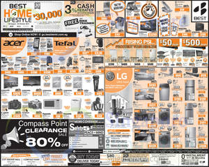 Featured image for Best Denki TV, Appliances & Other Electronics Offers 28 – 31 Aug 2015