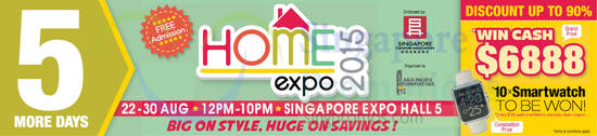 Home Expo 17 Aug 2015