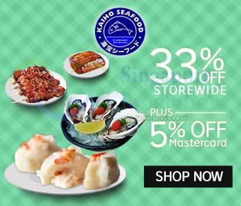 Kaiho Seafood 4 Aug 2015