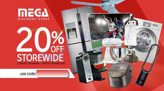 Mega Discount Store 18 Aug 2015