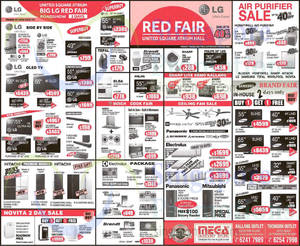 Featured image for Mega Discount Store TVs, Washers, Hobs & Other Appliances Offers 30 Aug 2015