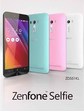 Featured image for ASUS ZenFone Selfie with 13MP Front Camera Available From 26 Sep 2015
