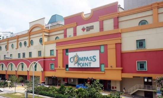 Compass Point Building 18 Sep 2015