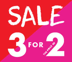 Featured image for FOX Kids & Baby Buy 2 Get 1 Free Mid Season Sale 1 – 18 Oct 2015