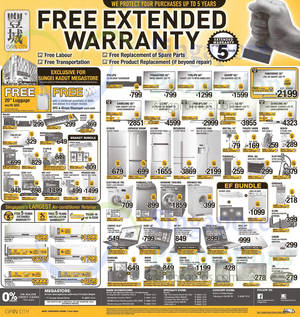 Featured image for Gain City Electronics, TVs, Washers, Digital Cameras & Other Offers 5 Sep 2015