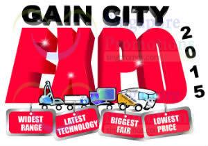 Gain City Expo 16 Sep 2015