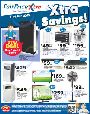 Featured image for Fairprice New Catalogue, Merries, Europace, Akira, Combat, Europace & More Offers 3 – 17 Sep 2015