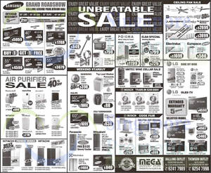 Featured image for Mega Discount Store TVs, Washers, Hobs & Other Appliances Offers 19 Sep 2015