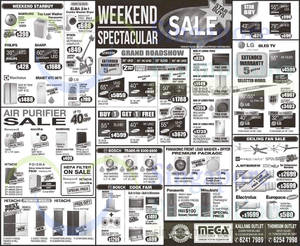Featured image for Mega Discount Store TVs, Washers, Hobs & Other Appliances Offers 26 Sep 2015