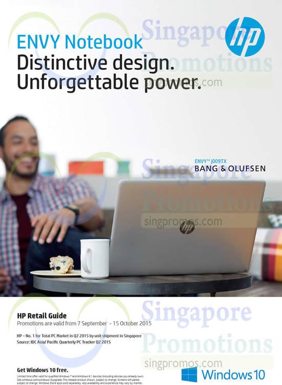 HP Envy 14 J009TX Notebook