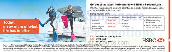12 Oct Premier, Advance Personal Loan Interest Rates