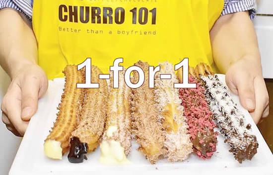 Churro101 Feat 11 Oct 2015
