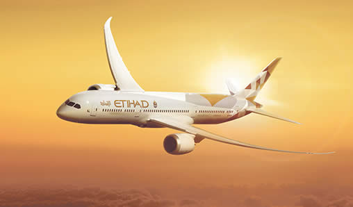 Etihad Airways 26 Oct 2015